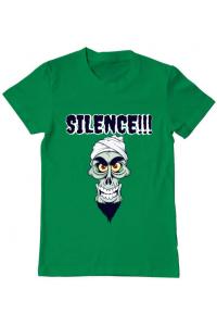 Tricou ADLER dama Silence Verde mediu