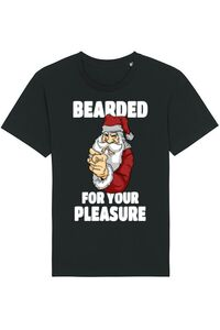 Hoodie dama cu gluga Bearded for your pleasure Negru