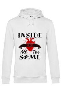 Cana personalizata Inside we're all the same Alb
