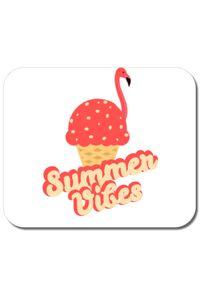 Perna personalizata Summer Vibes Alb