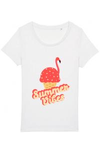 Sapca personalizata Summer Vibes Alb