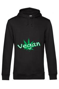 Tricou STANLEY STELLA barbat Vegan Negru
