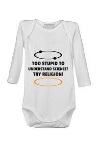 Tricou STANLEY STELLA barbat Try religion Alb
