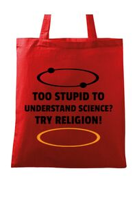 Tricou ADLER copil Try religion Rosu