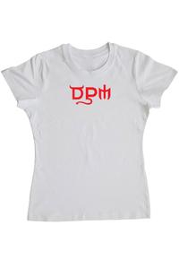 Tricou ADLER copil DPM Alb