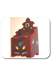 Cana personalizata Ornament1 Alb