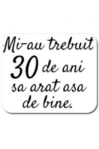Baby body 30 de ani Alb