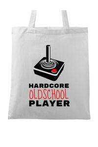 Tricou ADLER copil Hardcore player Alb