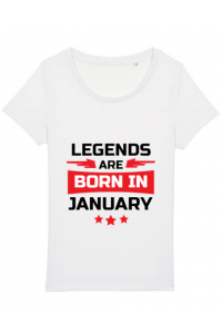 Baby body Legends are born in January Alb