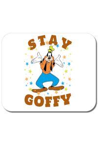 Tricou ADLER copil Stay Goofy Alb