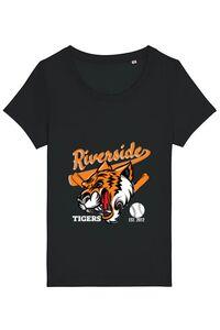 Tricou ADLER copil Tigers team Negru