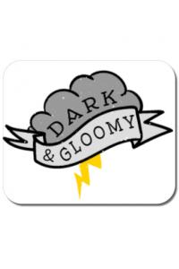 Baby body Dark and gloomy Alb