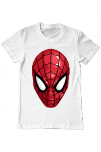 Baby body Spiderman mask Alb