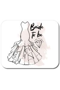 Tricou Mireasa ADLER Bride to be Alb