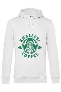 Tricou ADLER copil Khaleesi coffee Alb