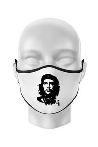 Tricou ADLER barbat Che Guevara Alb