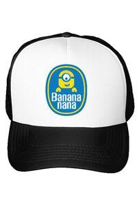 Masca personalizata reutilizabila Bananana Alb