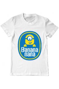 Tricou STANLEY STELLA barbat Bananana Alb