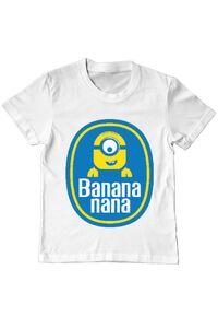 Sapca personalizata Bananana Alb