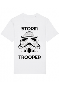 Baby body Storm trooper Alb