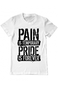Tricou STANLEY STELLA dama Pain and pride Alb