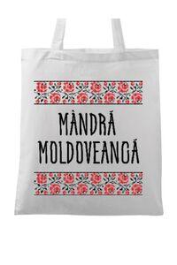 Tricou STANLEY STELLA dama Mandra moldoveanca Alb