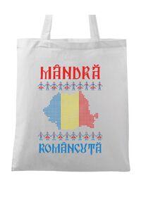Sapca personalizata Mandra romancuta Alb