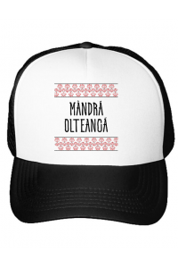 Tricou STANLEY STELLA dama Mandra olteanca Alb