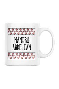 Baby body Mandru ardelean Alb