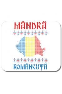 Cana personalizata Mandra romancuta Alb