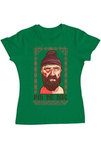 Tricou ADLER copil Pui de dac Verde mediu