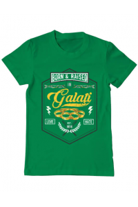 Tricou ADLER dama Galati Verde mediu