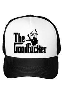Mousepad personalizat The goodfucker Alb