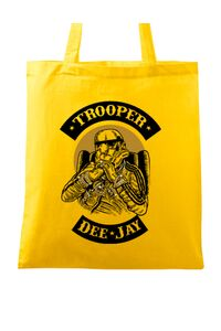 Tricou ADLER dama Trooper Dee Jay Galben