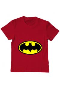 Tricou ADLER barbat Batman Rosu