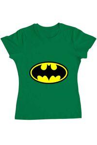 Tricou ADLER barbat Batman Verde mediu