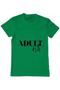 Tricou ADLER dama Adultish Verde mediu