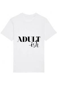 Mousepad personalizat Adultish Alb