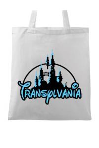 Cana personalizata Transylvania Alb