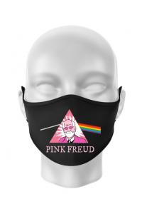 Tricou ADLER copil Pink Freud Negru