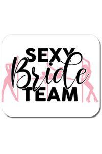 Sapca Petrecerea burlacitelor Sexy bride team Alb