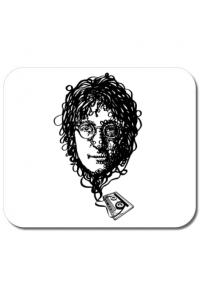 Perna personalizata Imagine Cassette Alb