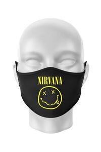 Tricou ADLER copil Nirvana Negru