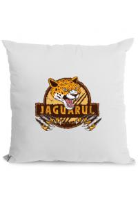 Tricou ADLER copil Jaguarul Alb