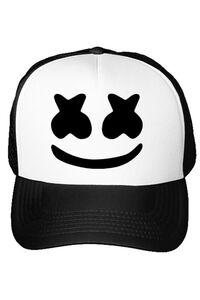 Mousepad personalizat Marshmello Alb