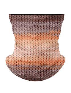 Masca tip cagula moto Knit pattern
