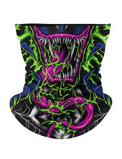 Masca tip cagula moto Venom 2