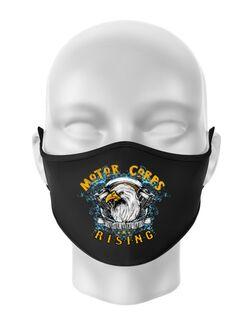 Masca personalizata reutilizabila Eagle Negru
