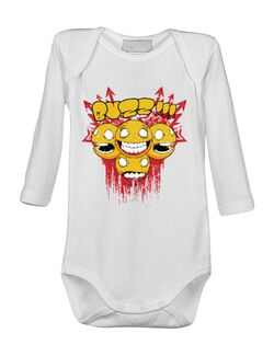 Baby body Buzz Alb