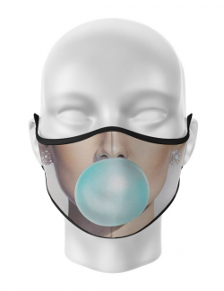 Masca de gura personalizata Audrey